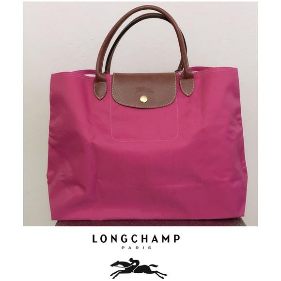 5d24b90c477a Longchamp Handbags - LONGCHAMP Le Pliage Open Tote Bag